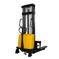 Half Electric Stacker