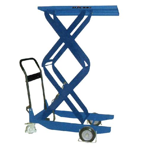 BCZ型脚踏式升降平台车